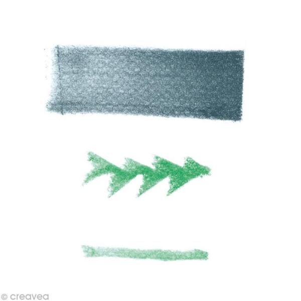 Assortiment d'éponges d'art haute densité x 4 - Photo n°4