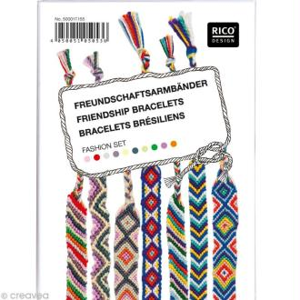 Kit bracelet brésilien Fashion