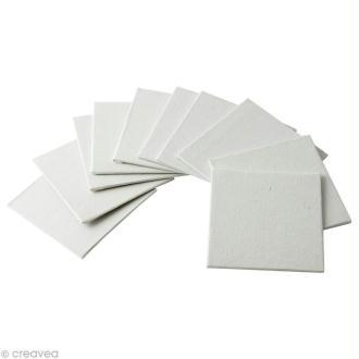 Carton entoilé - Rico Design - 20 x 20 cm - 10 pcs