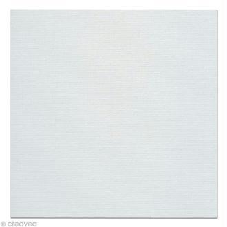 Carton de peinture Lin - 20 x 20 cm