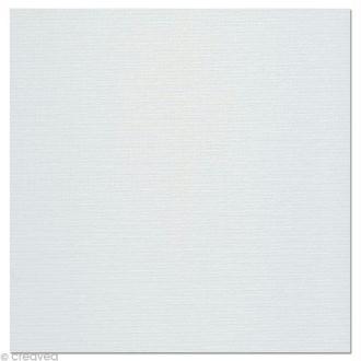 Carton de peinture Lin - 30 x 30 cm