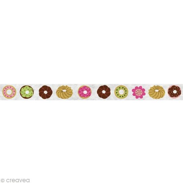 Fun tape Donut 15 mm x 10 m - Photo n°2