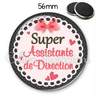 Magnet 56mm Super assistante de direction