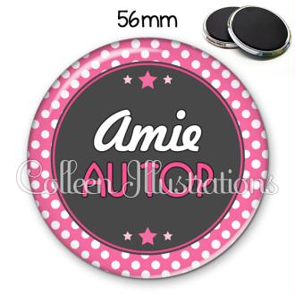 Magnet 56mm Amie au top