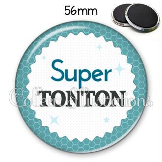 Magnet 56mm Super tonton