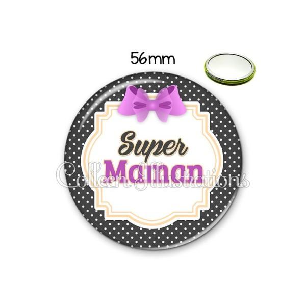 Miroir 56mm Super maman - Photo n°1