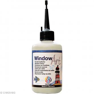 Peinture sur fenêtre - Window Art Or Pailleté - 80 ml