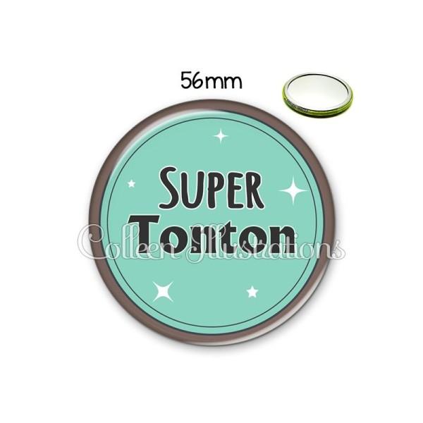 Miroir 56mm Super tonton - Photo n°1