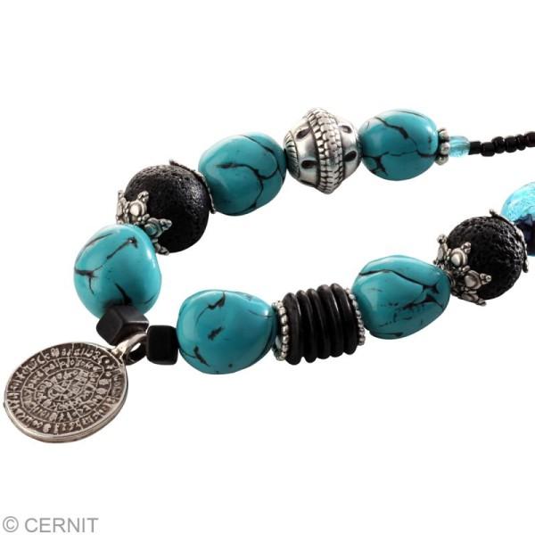 Cernit - Number one - Bleu turquoise 56 gr - Photo n°3
