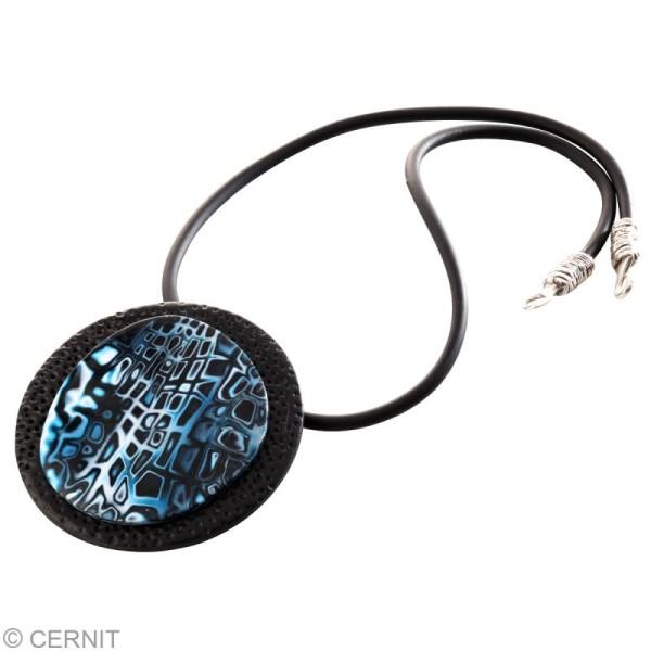 Cernit - Number one - Bleu turquoise 56 gr - Photo n°5