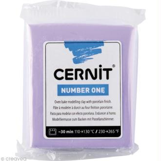 Cernit - Number one - Violet lilas 56 gr