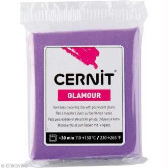 Cernit - Glamour - Violet 56 gr
