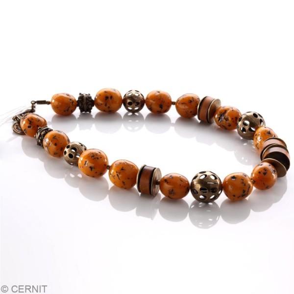 Cernit - Néon light - Orange 56 gr - Photo n°6