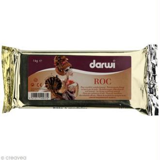Pâte à modeler Darwi - Roc Blanc - 1 kg