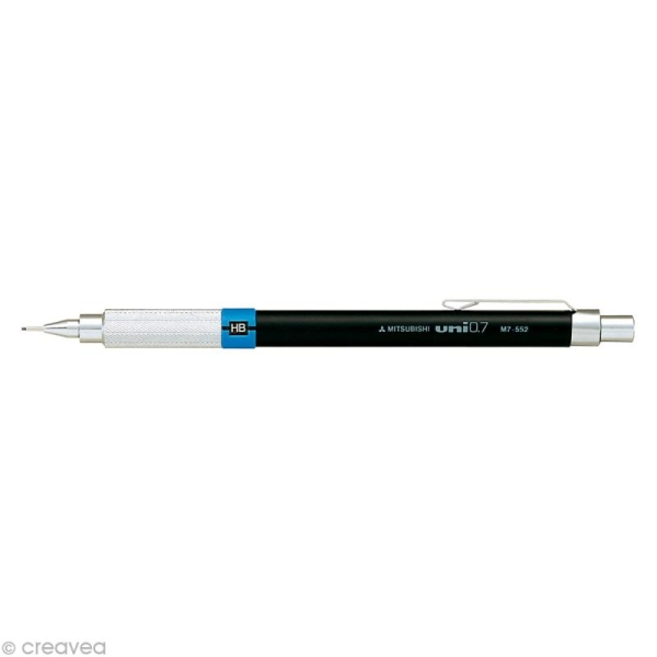 Crayon porte-mine Uni Premium 0,7 mm - Photo n°1