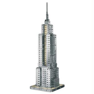 Jouet De Construction Empire State Building De Meccano 6024902