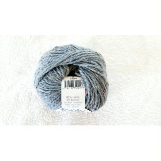 Laine à tricoter Fonty. Supertweed gris