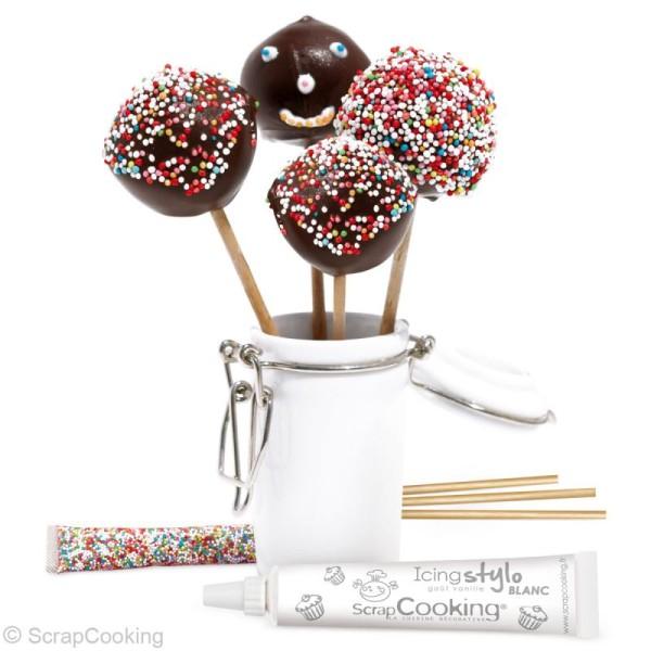 Kit cuisine créative - Cake Pops - Photo n°2