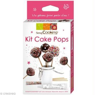 Kit cuisine créative - Cake Pops