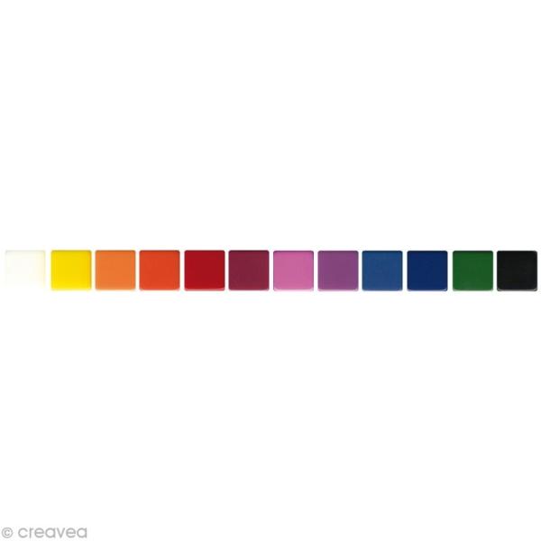 Mosaïque résine Opaque primaire x 225 gr - Photo n°1