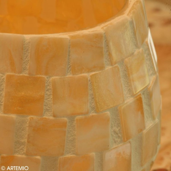Mosaïque résine Opaque pastel x 225 gr - Photo n°3