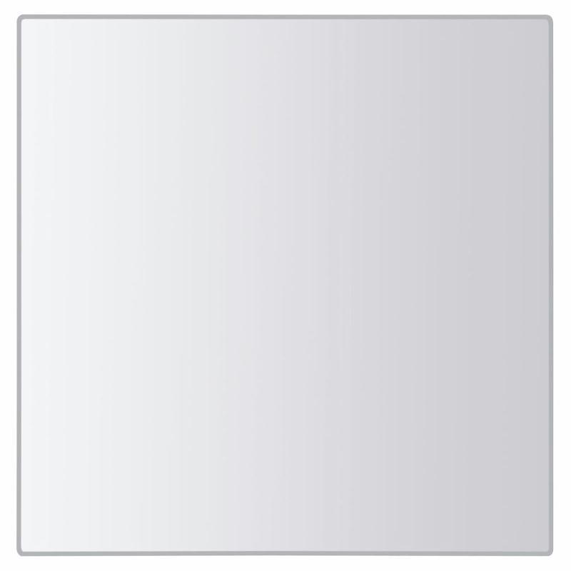 Vidaxl carreau de miroir 8 pcs multi forme verre miroir - Carreaux adhesifs cuisine ...