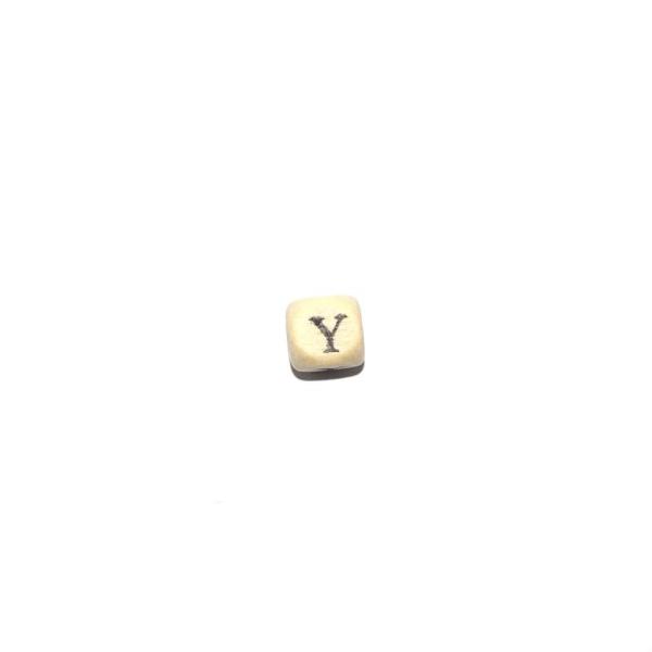 pour hochet bébé Anneau en bois de 85 mm avec trous Naturel clair