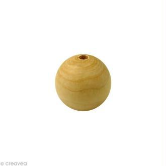 Perle en bois d'érable 8 mm x 200