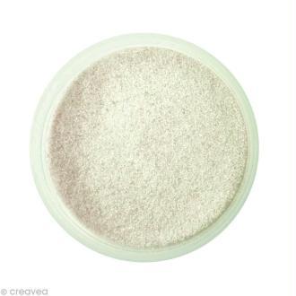 Sable fin coloré - Blanc écru 0 - 45 gr