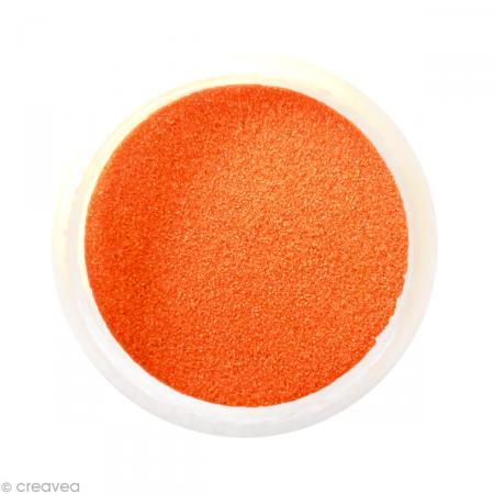 sable fin color orange fonc 34 45 gr recharge sablimage creavea. Black Bedroom Furniture Sets. Home Design Ideas