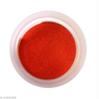Sable fin coloré - Rouge 36 - 45 gr