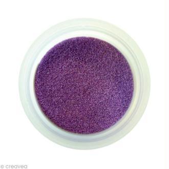 Sable fin coloré - Lilas 30 - 45 gr