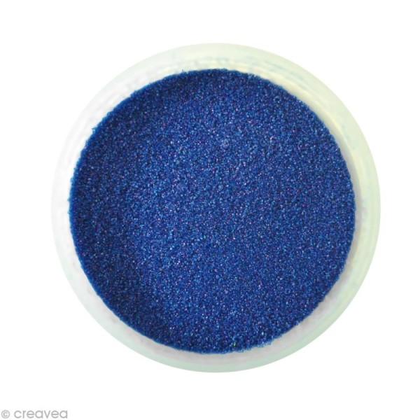 Sable fin coloré - Bleu lumière 23 - 45 gr - Photo n°1