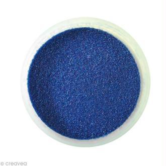 Sable fin coloré - Bleu lumière 23 - 45 gr