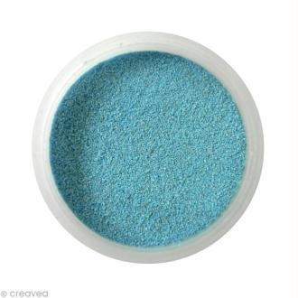 Sable fin coloré - Bleu ciel 13 - 45 gr