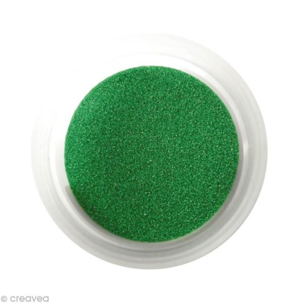Sable fin coloré - Vert foncé 5 - 45 gr - Photo n°1