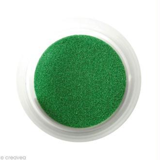 Sable fin coloré - Vert foncé 5 - 45 gr
