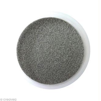 Sable fin coloré - Gris moyen 14 - 45 gr