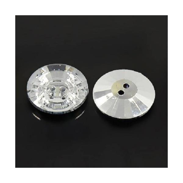 lot 50 bouton rond 6 mm couture scrapbooking bricolage 2 trou mercerie création