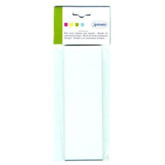Bloc de positionnement pour tampons 15 x 5 cm