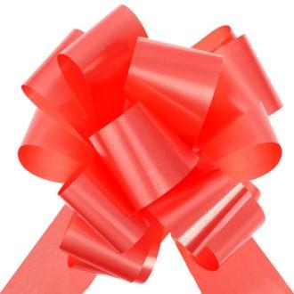 10 Grands noeuds automatiques rouge