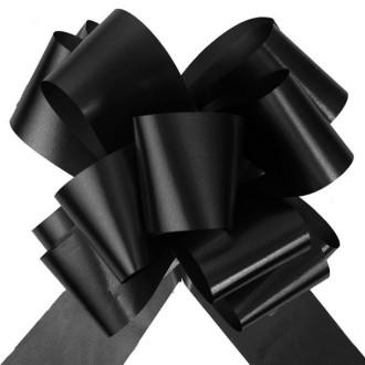 10 Grands noeuds automatiques noir