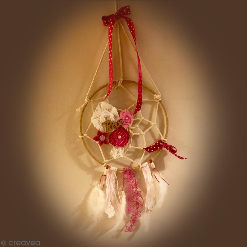 Perle en bois d'érable 12 mm x 100 - Photo n°5