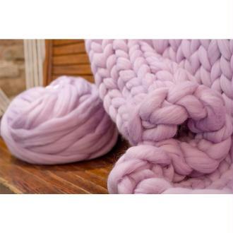 5 kilos | Laine Mérinos géante, laine de luxe pour du tricot XXL