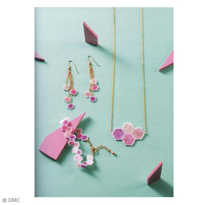 Livre loisirs créatifs - Bijoux en perles Miyuki - Photo n°3