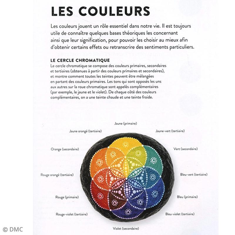 Livre loisirs créatifs - Galets Mandalas - Photo n°3
