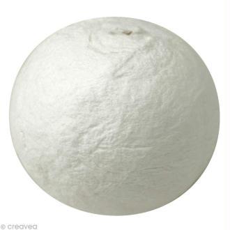 Boule de cellulose Blanc 6 cm x 20