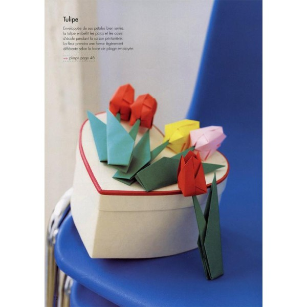 Livre Origami des 4 saisons - Tomoko Fuse - Photo n°2