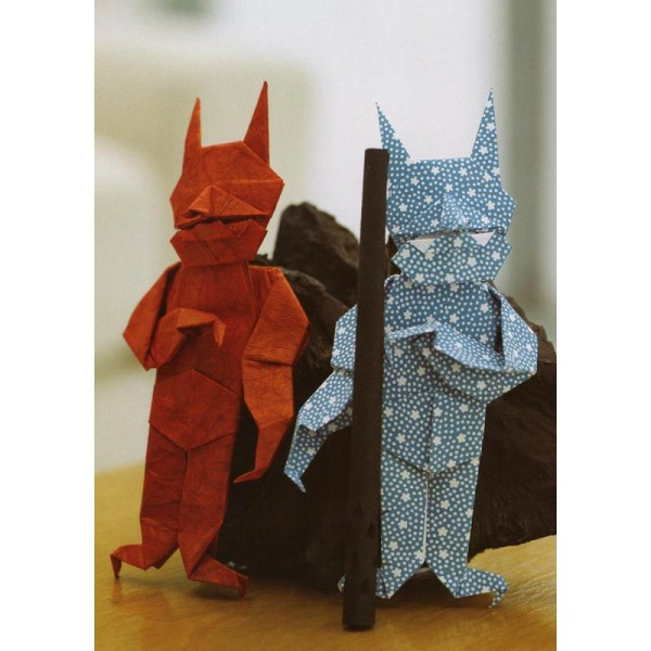 Livre Origami des 4 saisons - Tomoko Fuse - Photo n°3