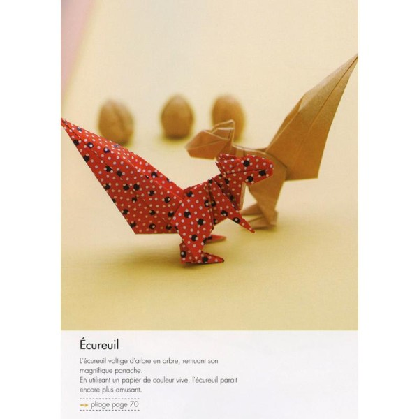 Livre Origami des 4 saisons - Tomoko Fuse - Photo n°4